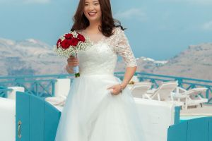 Best Of Jin  Huanqians Wedding By Santorini8 Weddings9   Dragons Group 1