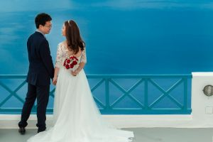 Best Of Jin  Huanqians Wedding By Santorini8 Weddings9   Dragons Group 12