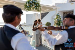 Jason  Lisa   Unique Wedding Pictures By Santorini8 Weddings9 Dragons Group 8