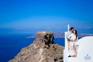 Laura  Danilo Photo Shooting By Santorini8 Weddings9   Dragons Group 11