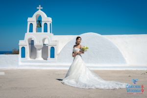 Mr  Mrs Kojo Photo Shooting By Santorini8 Weddings9 Dragons Group 11
