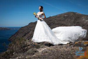 Mr  Mrs Kojo Photo Shooting By Santorini8 Weddings9 Dragons Group 17