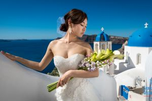 Mr  Mrs Kojo Photo Shooting By Santorini8 Weddings9 Dragons Group 4